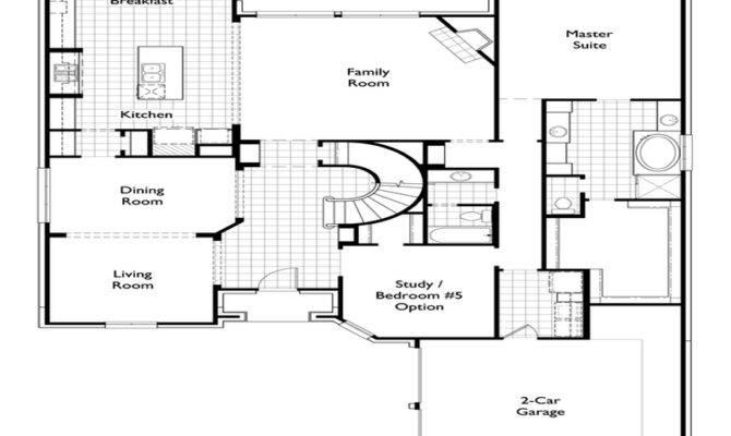 Plans Popular Floor Ranch Home