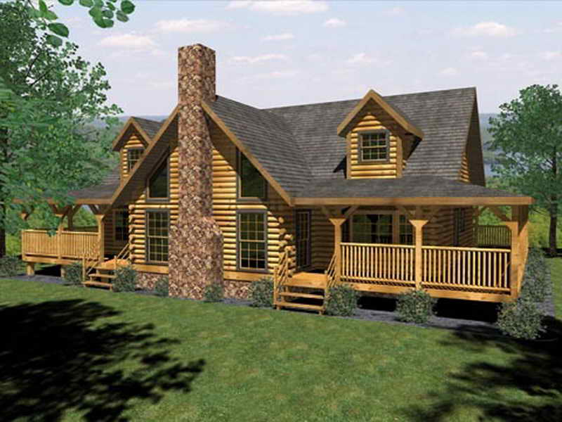 Plans Project Build Log Cabin Small Cabins House Plans 10657