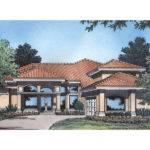 Plans Santa House Sunbelt Home More