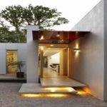 Plans Single Story Modern House Designs