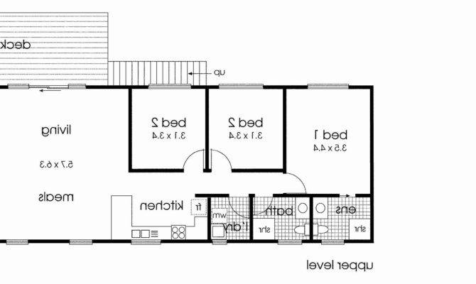 Plans Small Houses Unusual Plan House Design