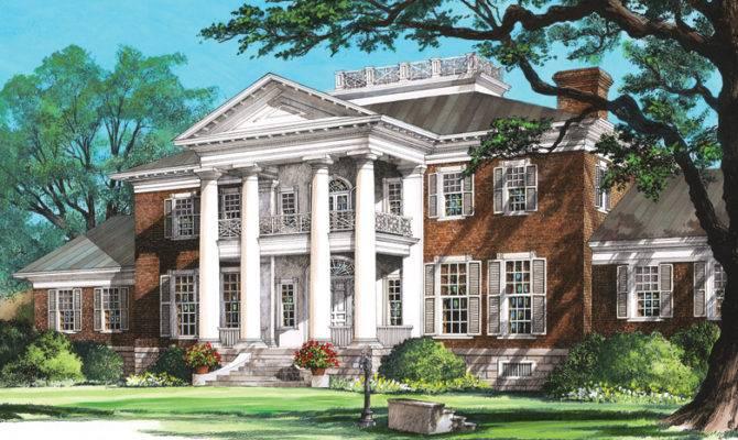 Plantation Home Plans Designs Homeplans