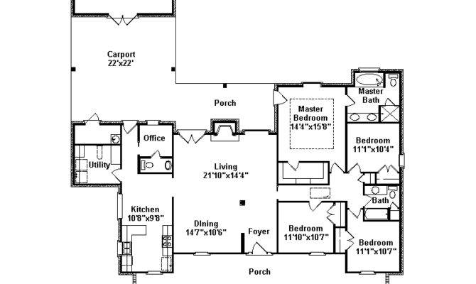 Plantation House Plan First Floor Plans More