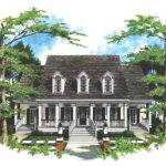 Plantation House Plans Home Designs