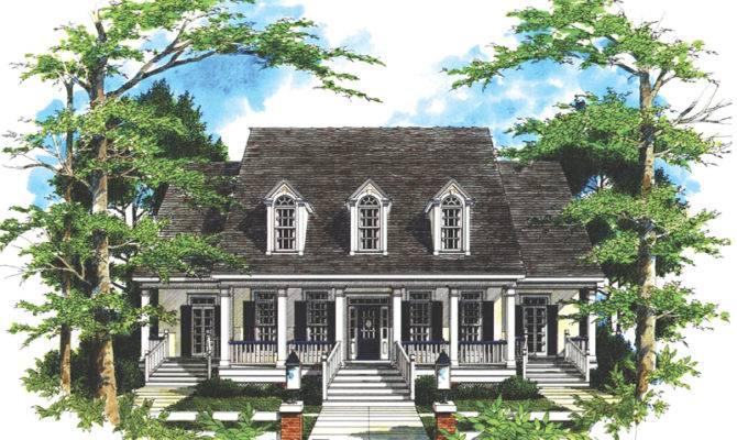 Plantation House Plans Home Designs