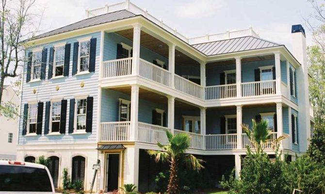 Plantation House Plans Southern Style Decorating
