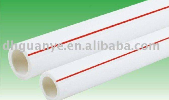 Plastic Hot Water Pipe