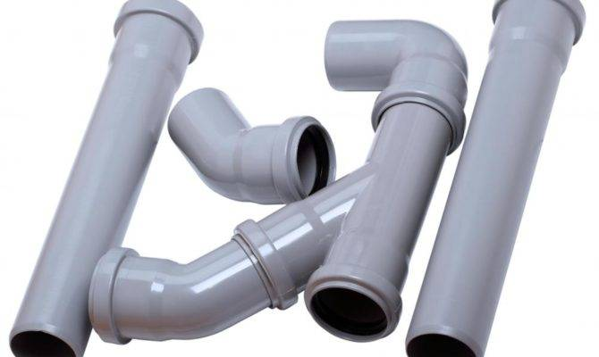 Plastic Pipes Have Become Cheap But Durable Option Home Plumbing