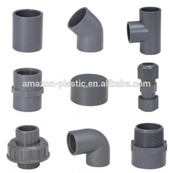 Plastic Types Pvc Pipe Fitting House Plans 170425