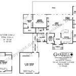 Pleasant Cottage House Plan Floor