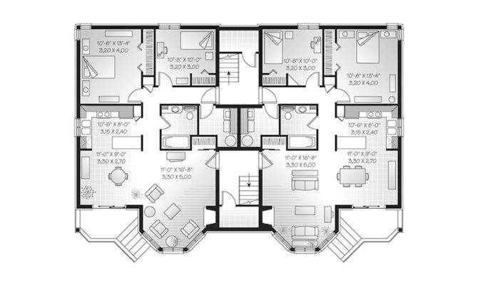 Plex Apartment Plans Success