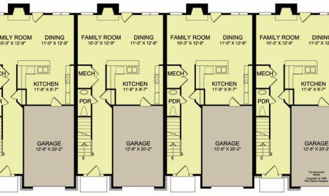 Plex Main Floor Apartment House Plan Ideas Pinterest