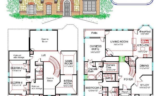 Plus House Plans Plan Hsd