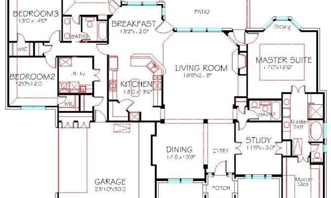 Plus House Plans Plan
