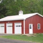 Pole Barn Garage Kits