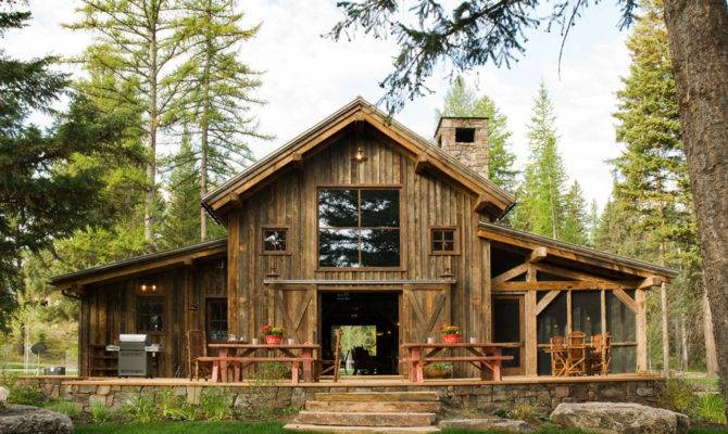 Pole Barn Homes Plans Home Kitchen Transitional