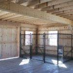 Pole Barn Loft Pdf Old Style Plans Freepdfplans Diyshedplans