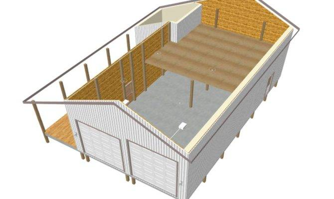 Pole Barn Plan Plans