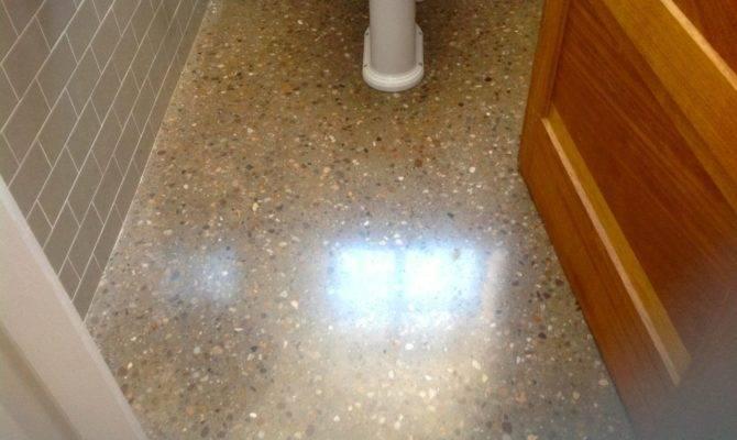 Polished Concrete Designs Floor