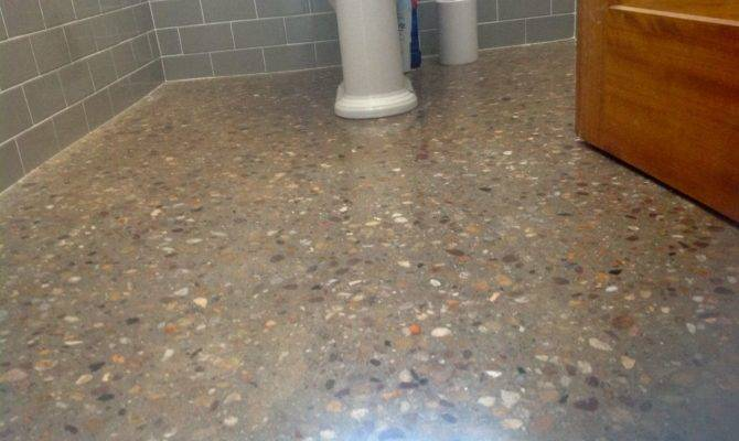 Polished Concrete Floor Featured