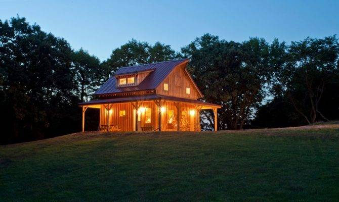Ponderosa Country Barn Home Project Wood