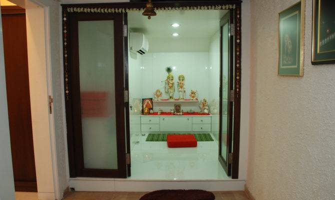 Pooja Room Means Personal God Our Beloved