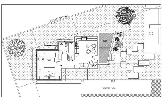 Pool Guest House Daniel Hidalgo Archinect