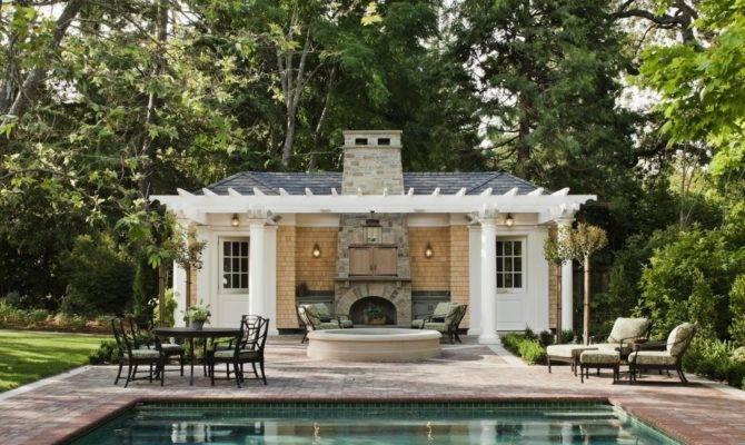 Pool House Designs Waplag Swimming Outdoor Garden