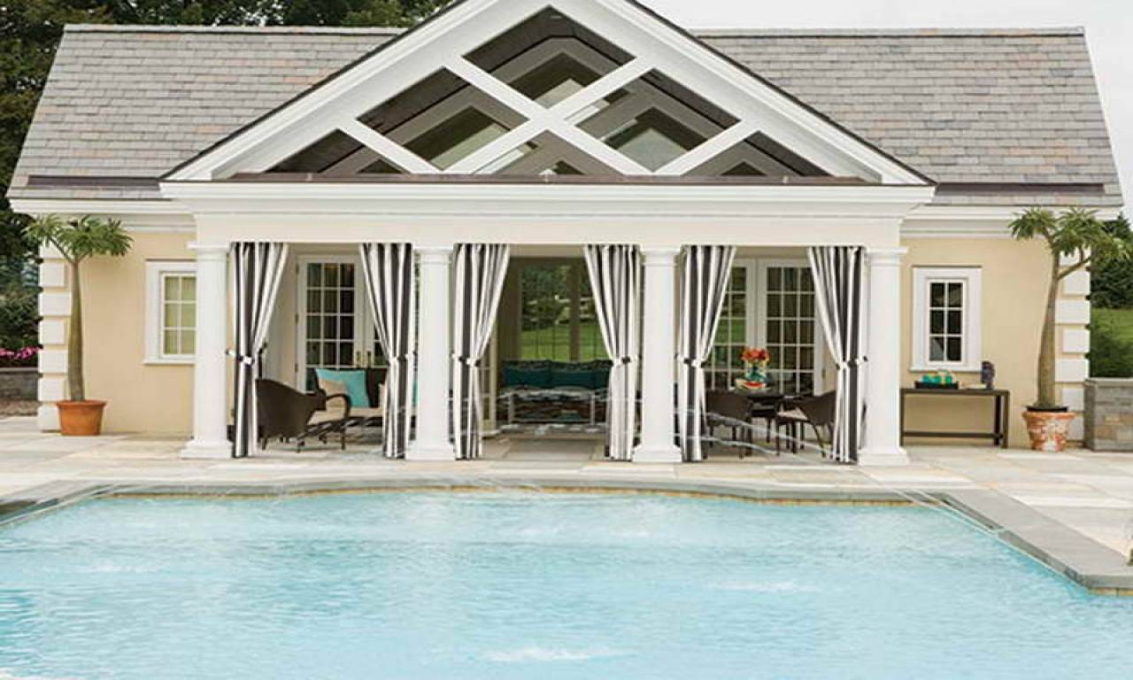 A Home With A Pool Can Be A Great Addition To Your Backyard Pool Oasis
