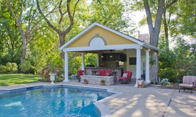 Pool Houses Cabanas Landscaping Network