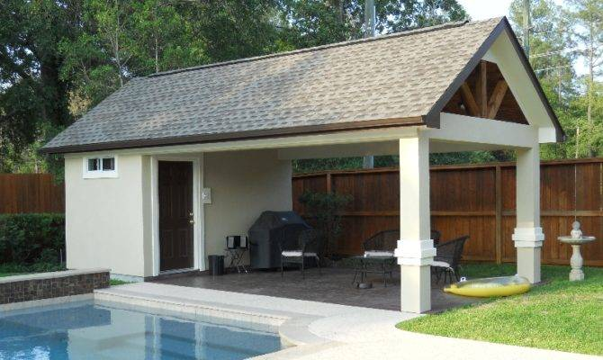 Pool Houses Good Life Outdoor Living House Designs Home