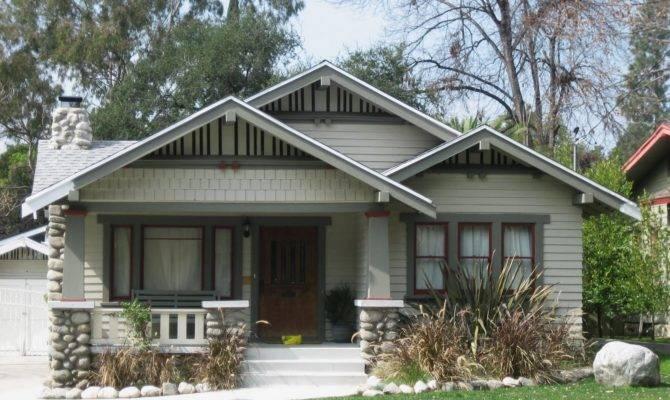 Popular Craftsman Cottage Style House Plans
