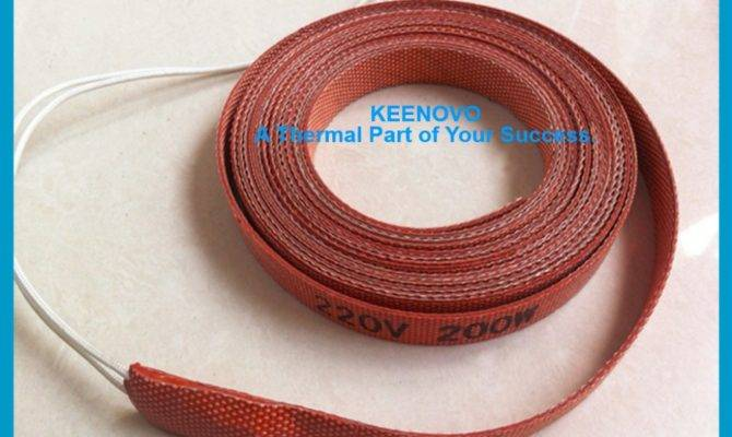 Popular Heat Tape Pipe China Best Selling