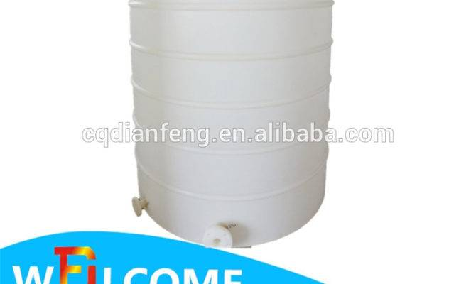 Popular Hot Plastic Container Water Storage Tank