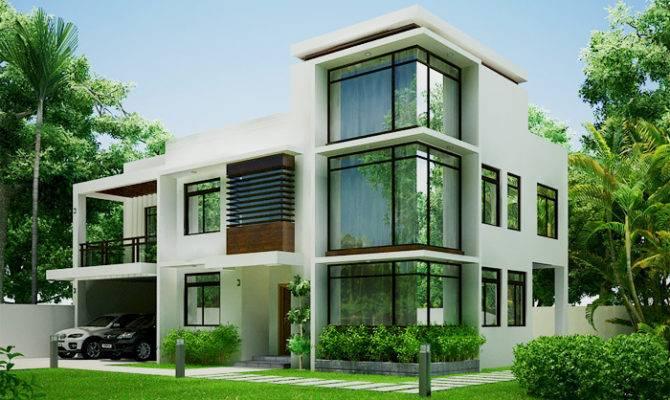 Popular House Designs Commonly Seen Philippine Neighborhood