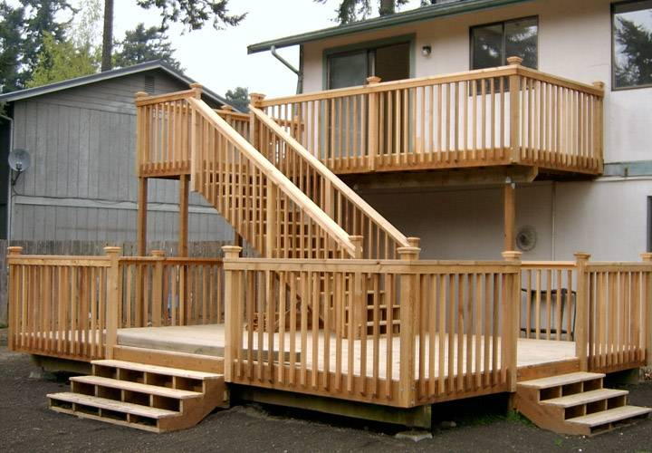 Porch Deck Designs Mobile Homes Ideas House Plans 54507