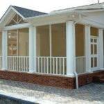 Porch Design Ideas Create Custom Charlotte Screened