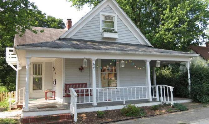 8 Delightful Small House With Porch