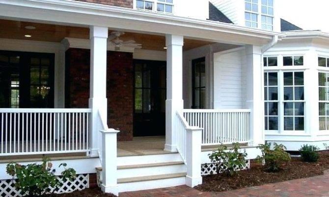 Porch Post Base Square Columns