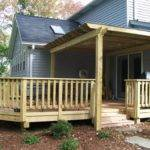 Porch Railing Designs Wood