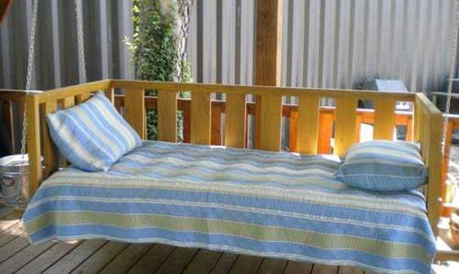 Porch Swing Bed Plans Woodworking Ideas Ebook
