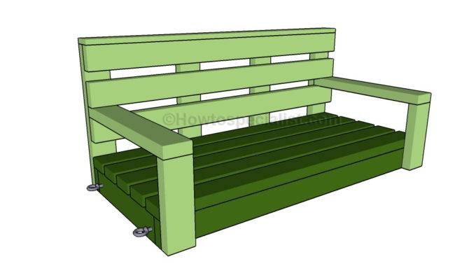 Porch Swing Woodworking Plans Autos Post