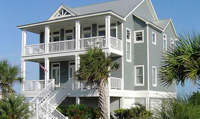 Porches Cottage Standard Piling Foundation Side