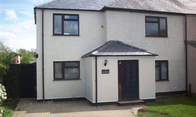 Porches Pinterest Edwardian House Bungalows Extensions