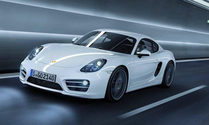 Porsche Cayman Specs New