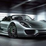 Porsche Spyder Car Models