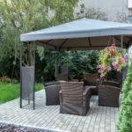Portable Gazebos Keep Bugs Out