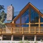 Portable Log Cabins Also Custom Home Plans Manna