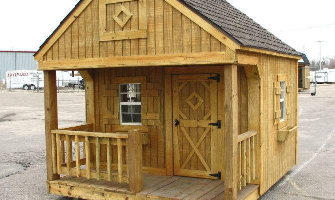 Portable Playhouse Better Built Storage Buildings