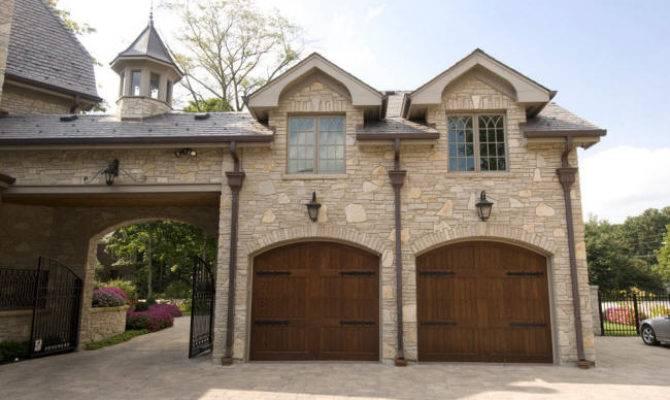Porte Cochere Gate Garage
